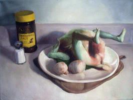 GMO Series: Chicken by Ausila