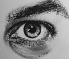 Sketch Eye #3 by EchoesOfRae