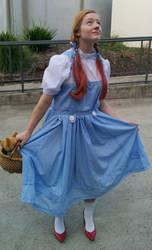 Dorothy Cosplay by RaspberryFanta