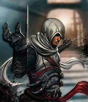 assassins creed by DXSinfinite