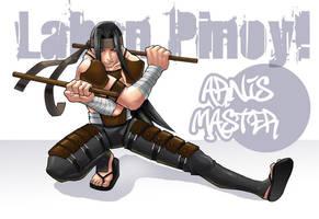 arnis master by DXSinfinite