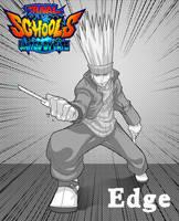 edge rival school by DXSinfinite