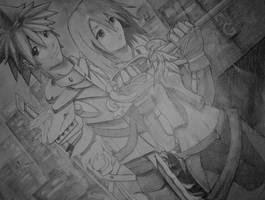 Chosen by the Keyblades by KazenoKizu928