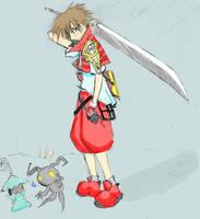 Sora: Custom by KazenoKizu928