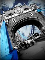 London's Tower Bridge by greenday862