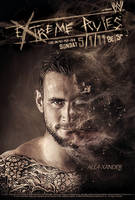 WWE Extreme Rules 2011 by All4-Xander