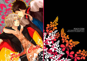 KHR fanbook08 peach code by shirleyfoxcc
