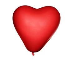 Heart balloon by darkrose42-stock