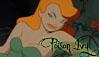 Poison Ivy BTAS stamp by xXBlackDementia311Xx