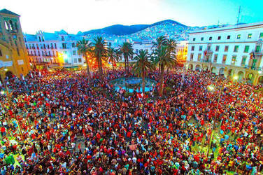 Celebration City Tetouan tournament by 0606606082