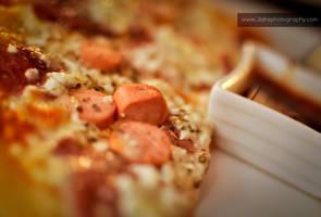 Pizza by Jiah-ali