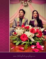 Wedding album  cover by Jiah-ali