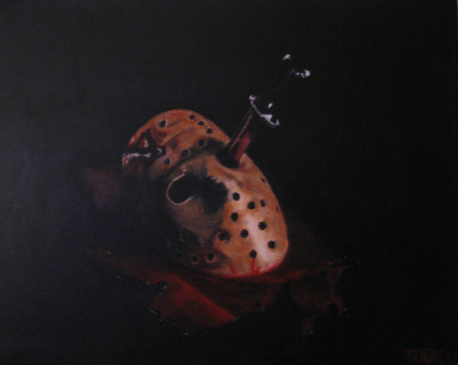 Friday The 13th Part IV - The Final Chapter by SivART1981