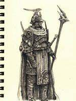 Knight 7 by eoghankerrigan