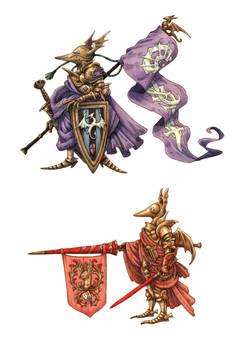 Dragoons by eoghankerrigan