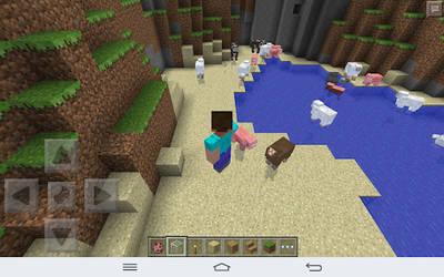 Minecraft 13 June 2014 by OffClaireBlue2001