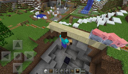 Minecraft 18 June 2014 by OffClaireBlue2001