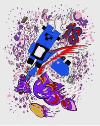 Deviantart 18 birthday pic by OffClaireBlue2001