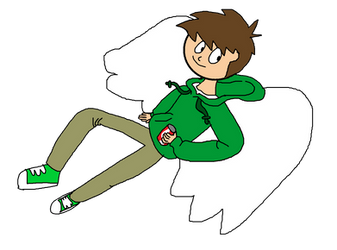 Edd Gould 30th birthday tribute by OffClaireBlue2001
