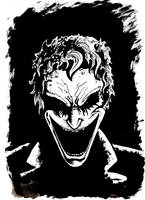 Joker Ink by MichaelLThomas