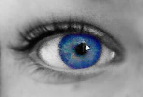 my eye when it is edited ~ by dantania-dan