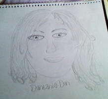 my self portrait ~ by dantania-dan