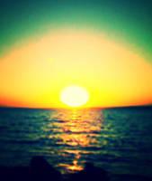 turkish sunset by dantania-dan