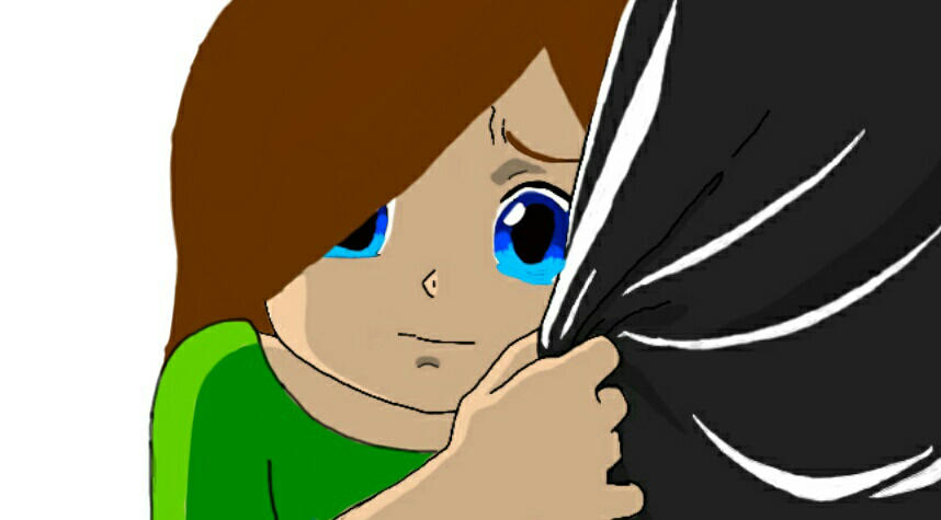 scared girl by dantania-dan