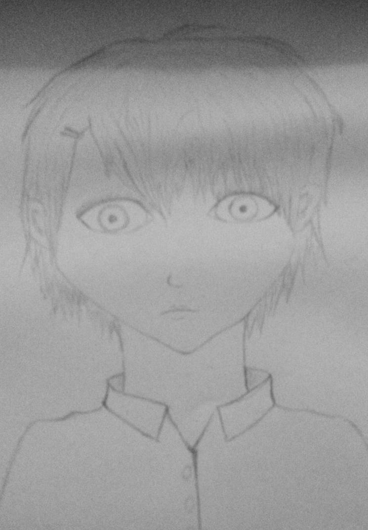 The girl from Stranded. by dantania-dan