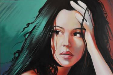 Monica Bellucci by smates