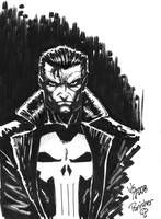 Punisher Markers by broken-nib