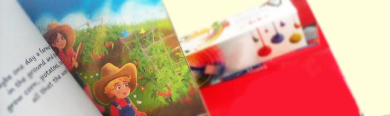 Story Books Colorful By-eydii by eydii