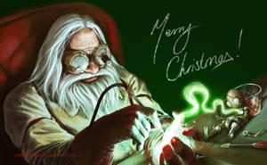 MERRY CHRISTMAS 2010 by dav0512RT