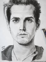 Mikey Way (My Chemical Romance) by paramonsterr