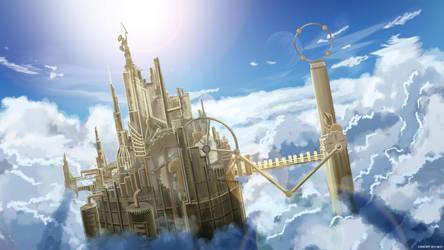 Adventure in Fantasy World 3 (Empire of the sun) by MrFloki