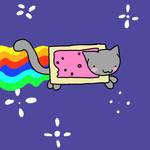 Nyan by StardustSavior