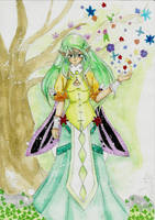 Fairy by StardustSavior