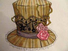Top Hat Contest - Fave to vote by StardustSavior