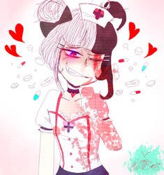 -Lovesicc- by MikuBlazeTheKat