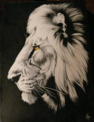 Lion by CeskaSoda