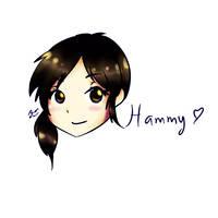 art dump #1 - Hammy/Chameleon Green by ushijimawakatoshi