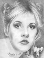 Stevie Nicks by Karentownsend