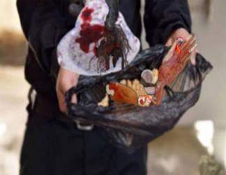 Drug lord's cruelty. by Warikoze
