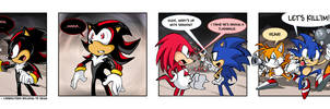 Sonic Bionic by thweatted