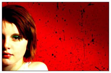 K.I- Red Spatter by Beerends