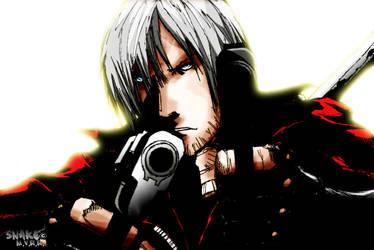 Dante by Snake101