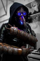 Suren - The Plague doctor by TwoHornsUnited