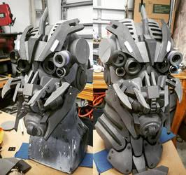 Arachno bot work in progress by TwoHornsUnited