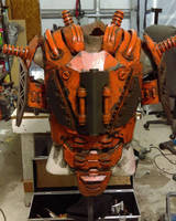Alchemetron Exo suit v1.2 chest armor wip by TwoHornsUnited