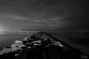 Dana Point Jetty by MasterC88